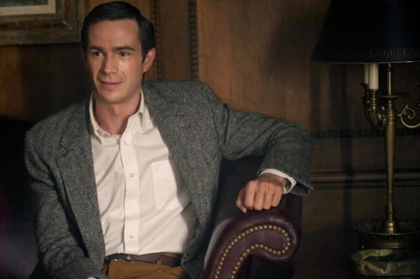 James D'Arcy as Anthony Perkins