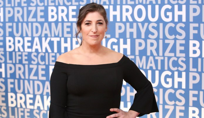 Mayim Bialik Has Words for Competitive