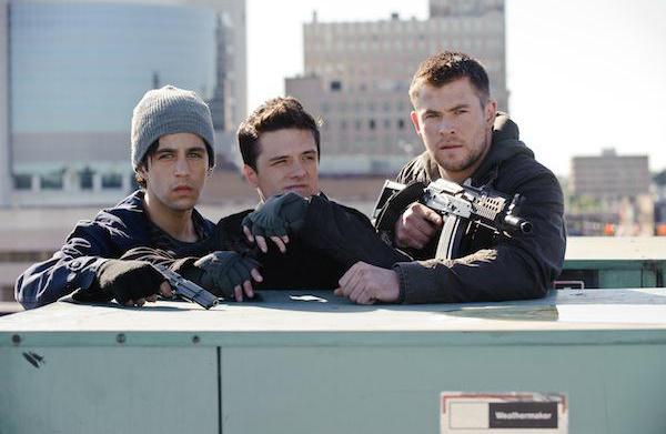 Red Dawn movie review: Who's afraid