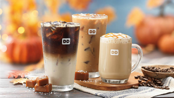 Dunkin' Donuts' tasty fall treats dare
