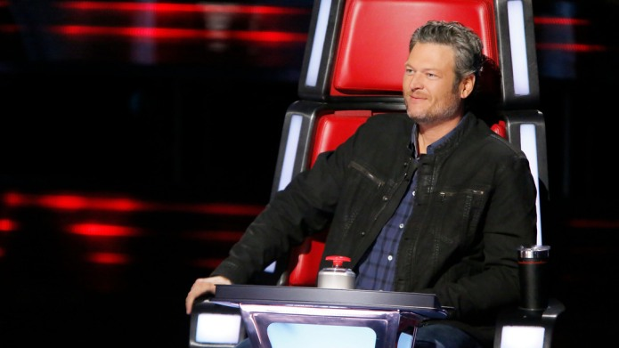 Blake Shelton's Steal on The Voice