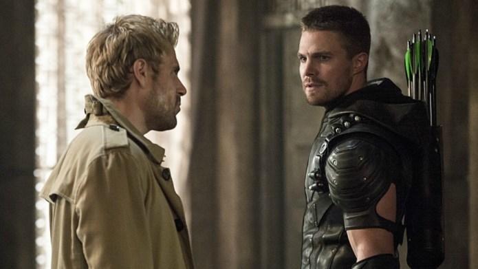 Arrow's Constantine didn't just save Sara