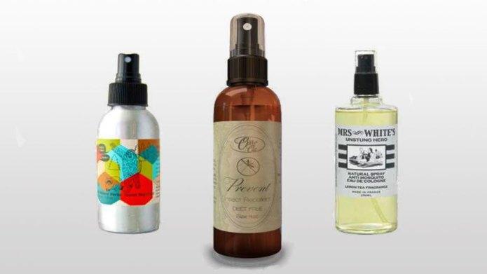 10 bug sprays that don't stink