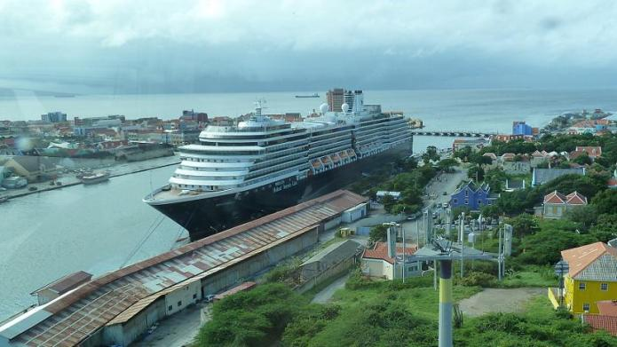 All aboard Holland America Line's ms