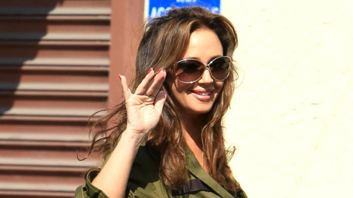 Get ready for Leah Remini to