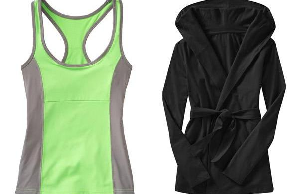 Need new gym clothes? 5 Stores
