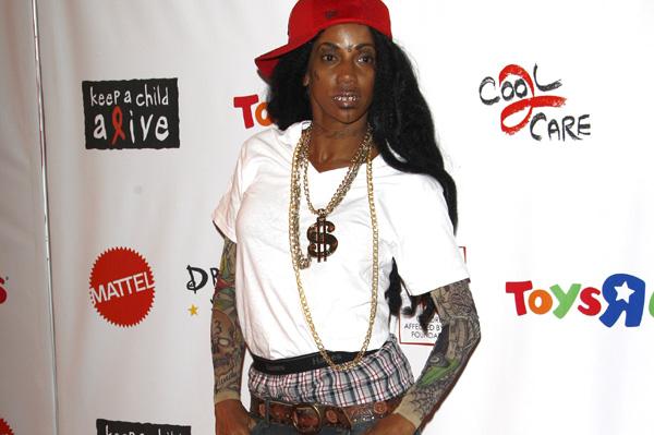 Holly robinson Peete as Lil Wayne