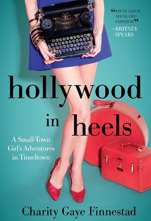 Hollywood in Heels book cover
