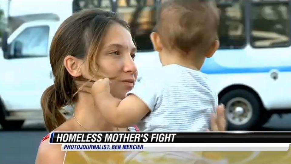 Homeless mother | Sheknows.com