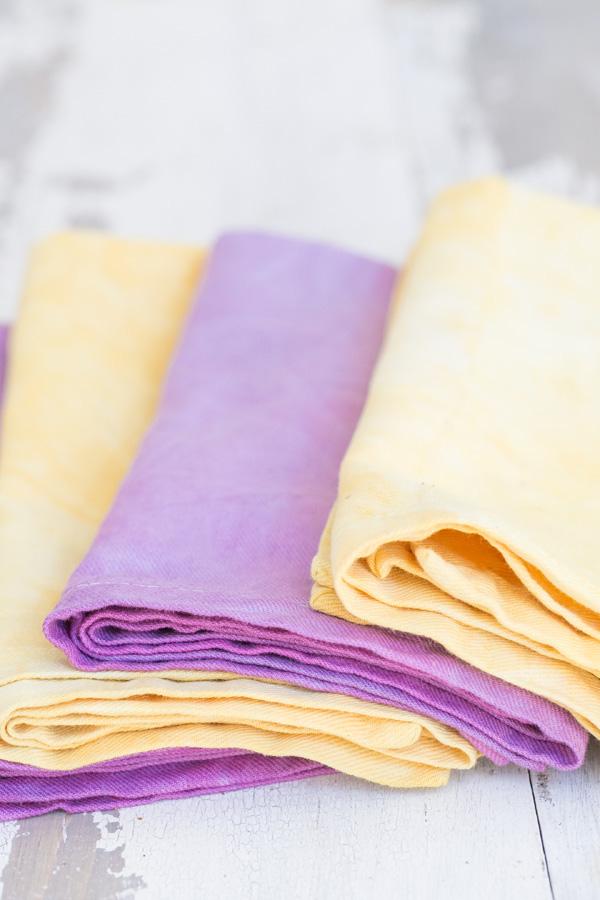 organic fabric dye