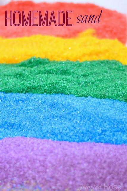 Homemade colored sand | Sheknows.com