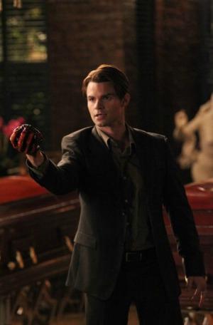 The Vampire Diaries' Daniel Gillies: Elijah