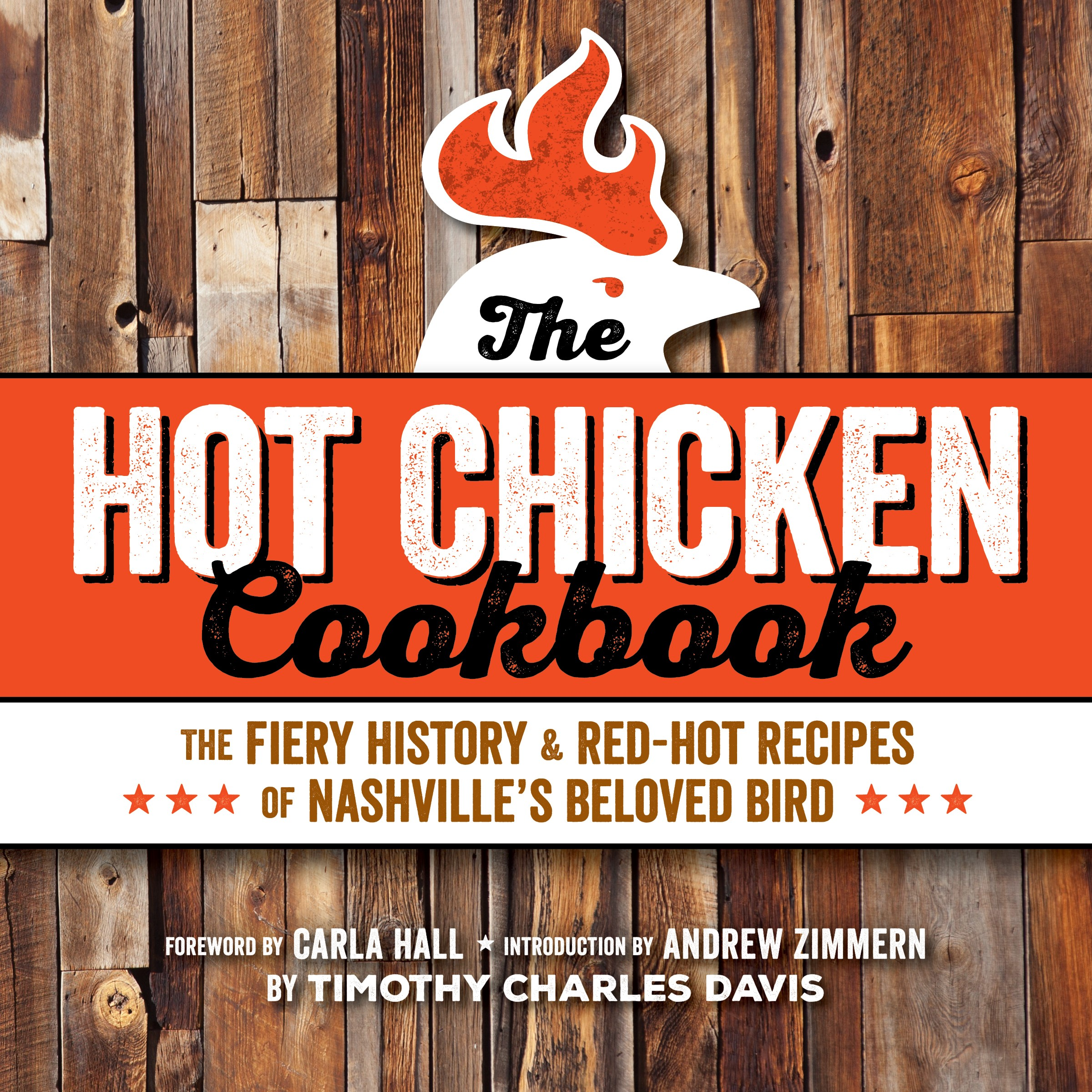 hot chicken cookbook