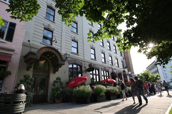 Hotel de Coutellier, Quebec City | Sheknows.ca