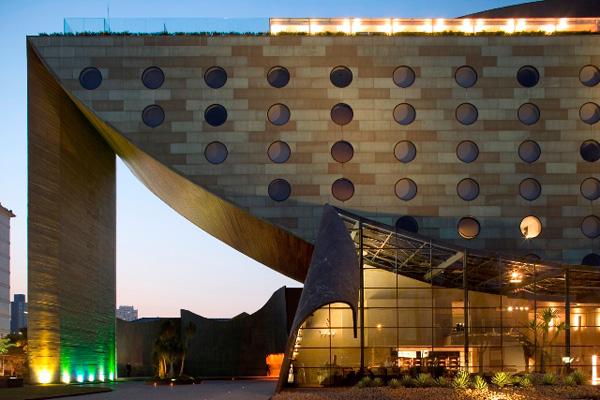 Hotel Unique in São Paulo