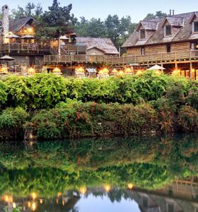 Big Cedar Lodge, Benson