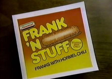 Frank 'n Stuff Wieners