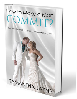 Sam Jayne's Book How to Make a man Commit?