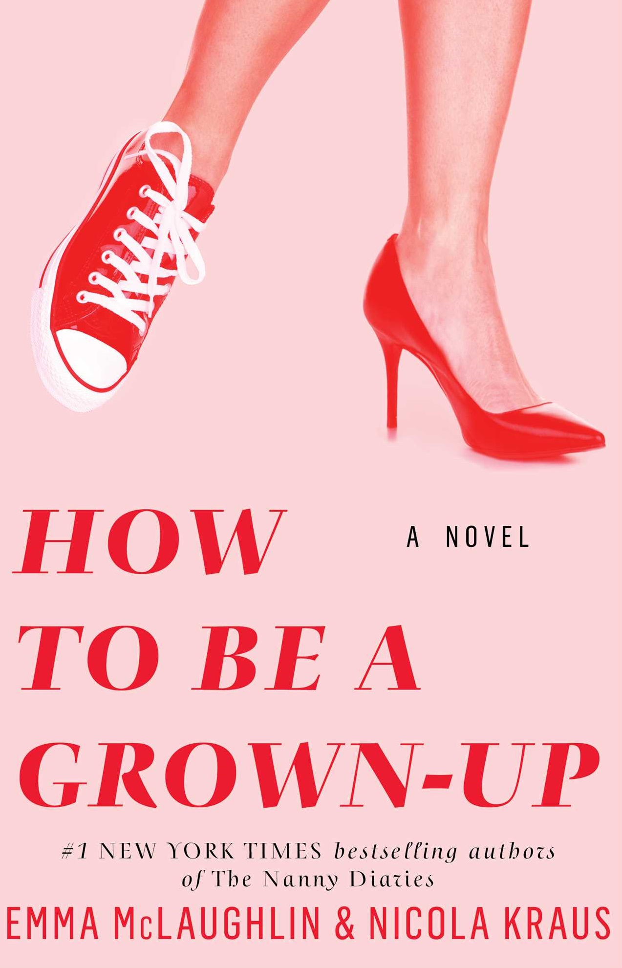 How To Be A Grown-Up book cover