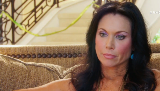 LeeAnne Locken's makeup on RHOD is