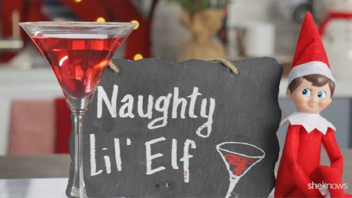 12 Holiday cocktails that make it