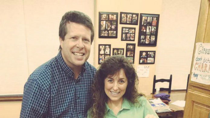 Jim Bob and Michelle Duggar may