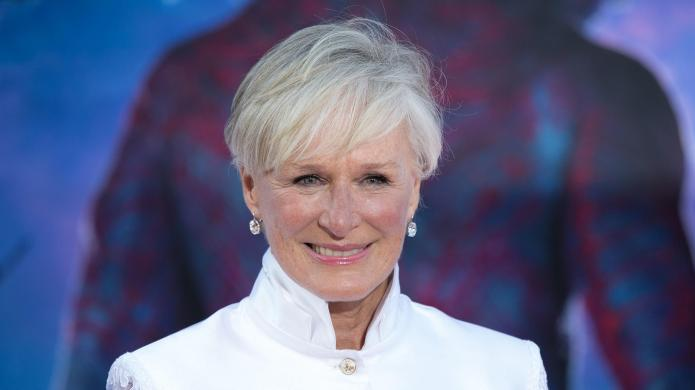 Glenn Close opens up about her