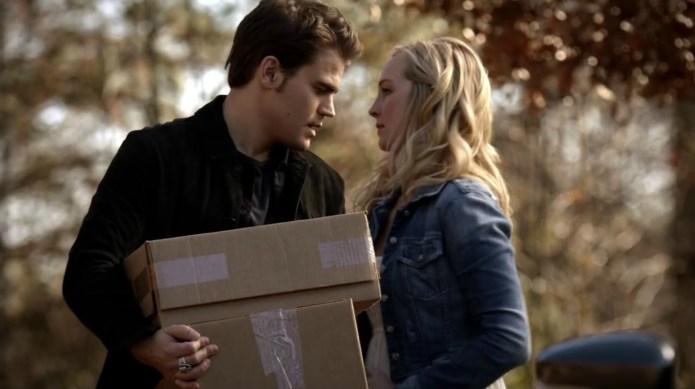 Does The Vampire Diaries breakup mean