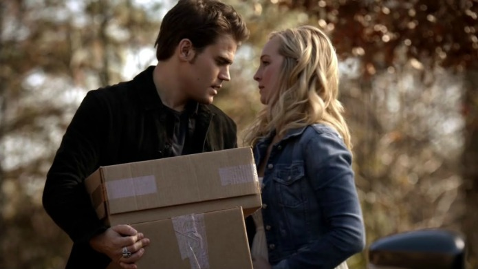 Does The Vampire Diaries breakup mean