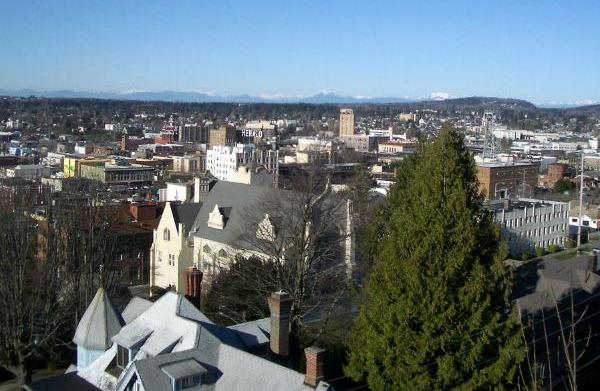 Spend the day in Bellingham