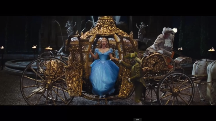 Perfect Cinderella trailer shows a 'normal'