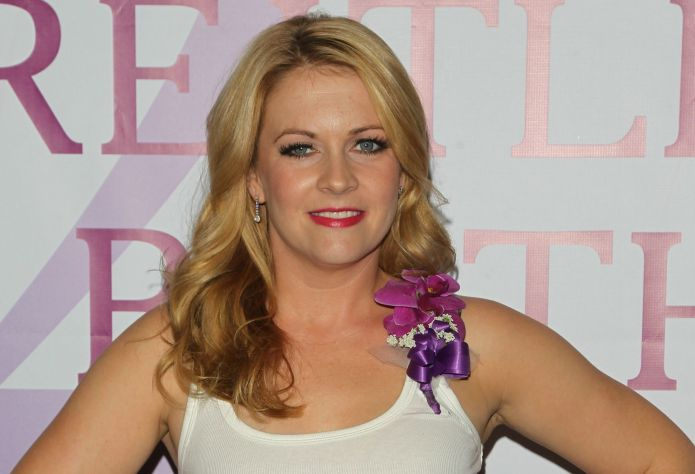 Melissa Joan Hart shares 'whatever it