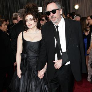 Tim Burton cheats on Helena Bonham
