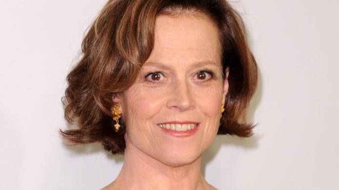 Wonder what Sigourney Weaver looked like
