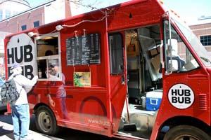 HubBub food truck