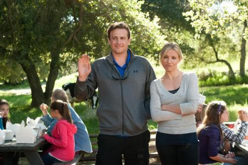 Cameron Diaz and Jason Segel to