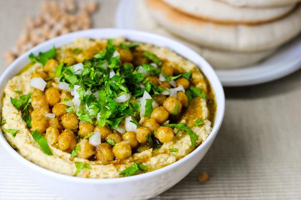 Hummus party dip