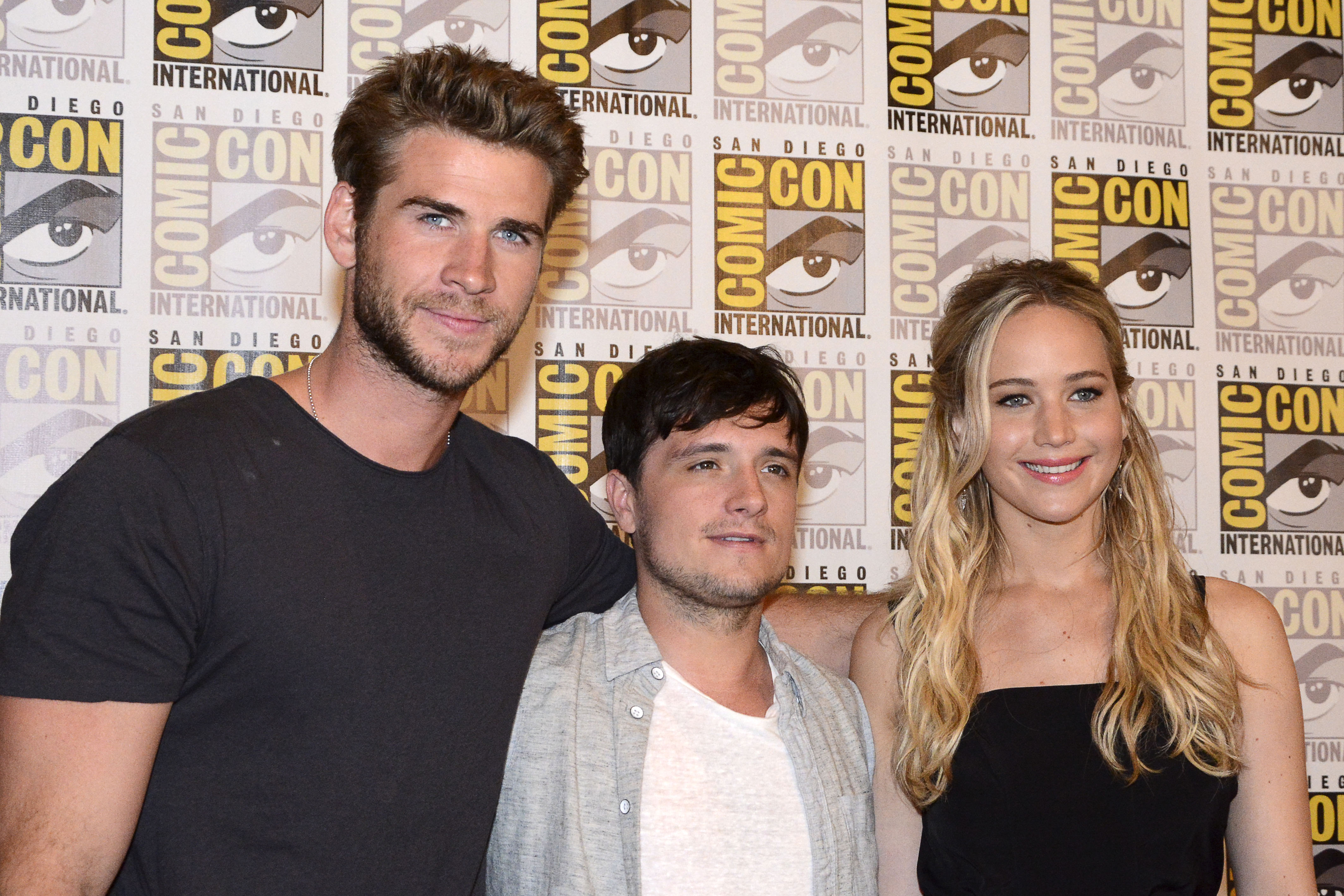 Hunger Games Comic Con