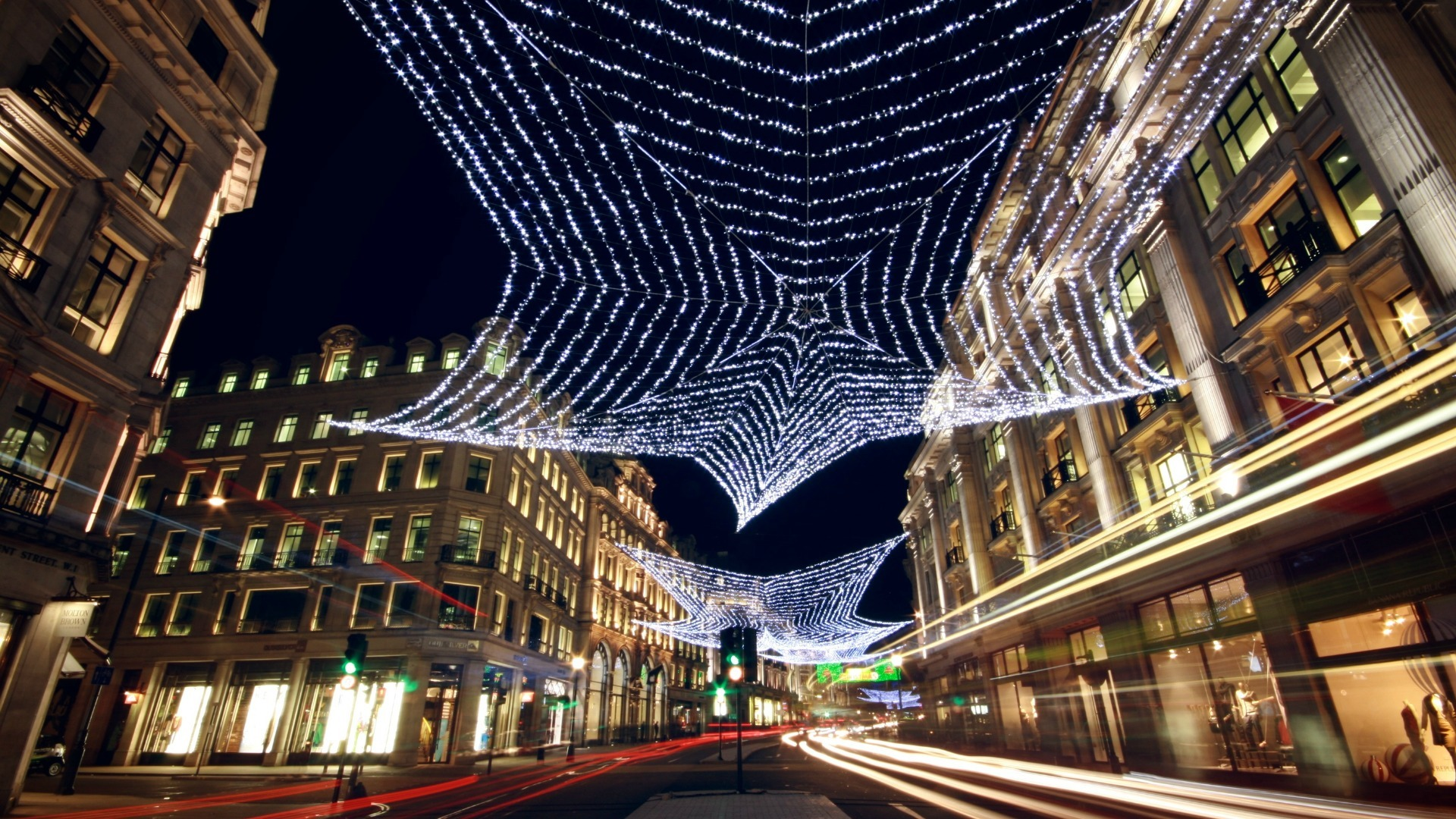 Regent Street Christmas decorations are lovely, but also cause for concern