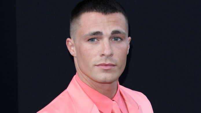 Colton Haynes slyly campaigns to be