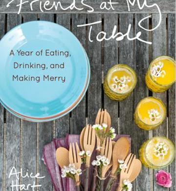Cookbook review: Friends at My Table