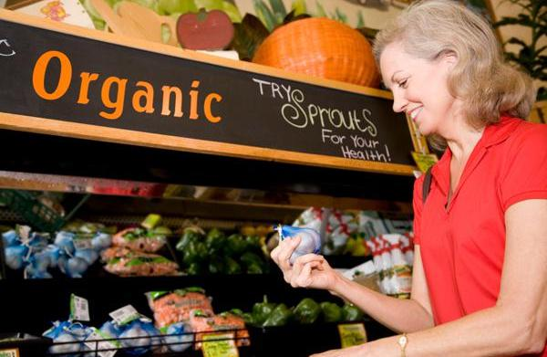 The benefits of organic produce: Does