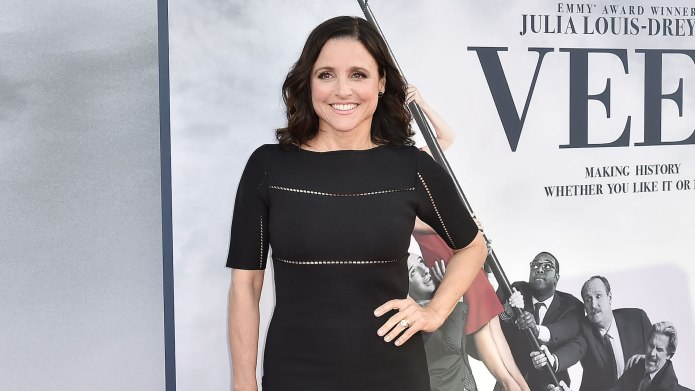 Julia Louis-Dreyfus Is 'Ready to Rock'