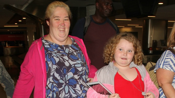 Mama June just dropped a huge