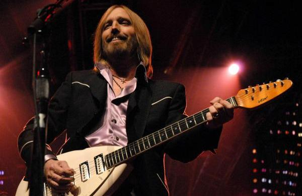 Tom Petty got his guitars back
