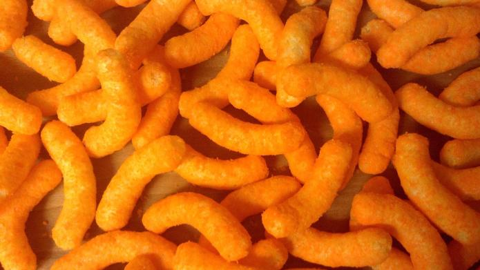 The Vulgar Chef's Cheetos-crusted Mac 'n'