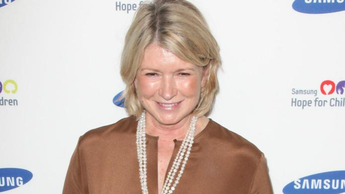 Martha Stewart gets TMI about her
