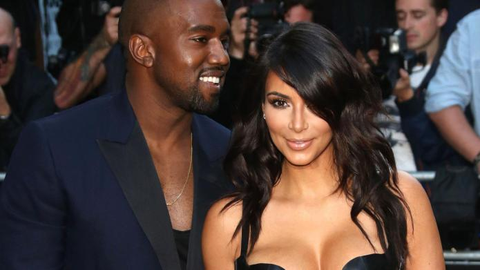 Kanye West defends Kim K's GQ