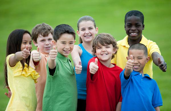 How much should children exercise per