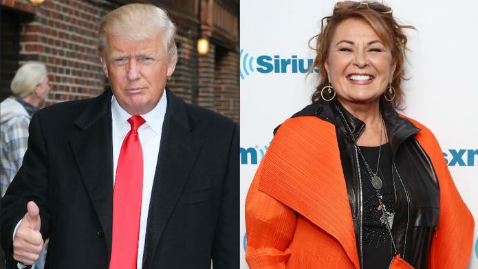 Roseanne Barr Got a Little Call